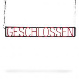 Vorgestaltetes Zeichen GESCHLOSSEN - Imagen 2