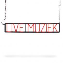 Vooraf Ontworpen Teken LIVE MUZIEK - Imagen 2