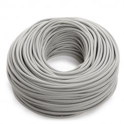 Cable Redondo 2x0,75 Gris - Imagen 1