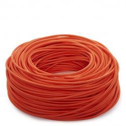 Cable Redondo 2x0,75 Naranja - Imagen 1