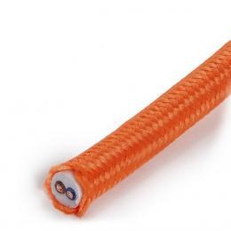Cable Redondo 2x0,75 Naranja - Imagen 2