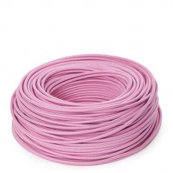 Cable Redondo 2x0,75 Rosa - Imagen 1