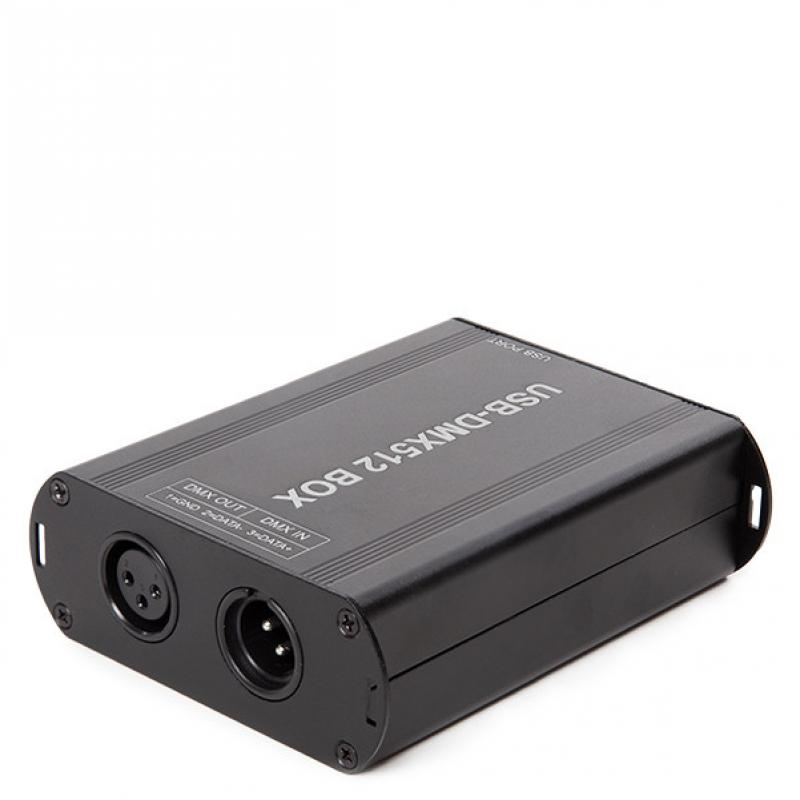 Controlador DMX600 USB-DMX512 - Imagen 1