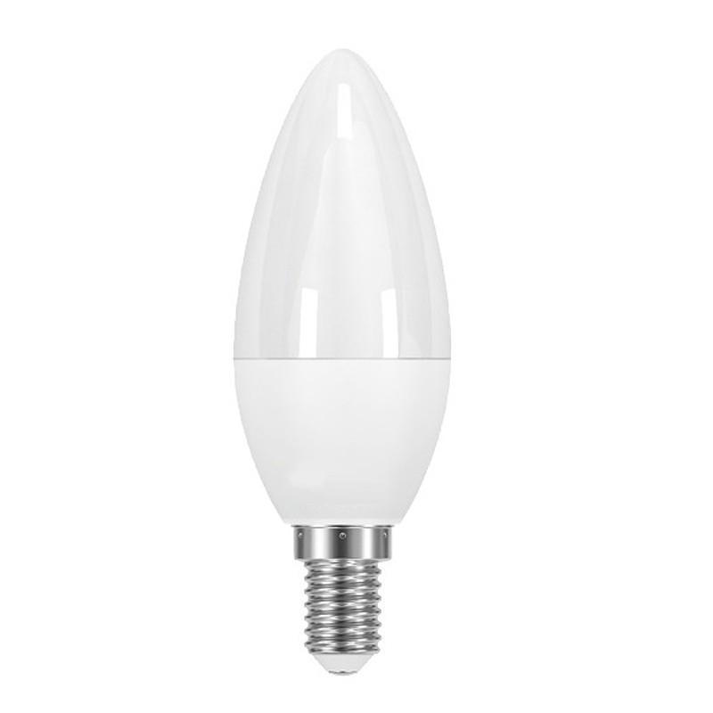 Bombilla LED Vela 6W E14 C37 270º - Imagen 1