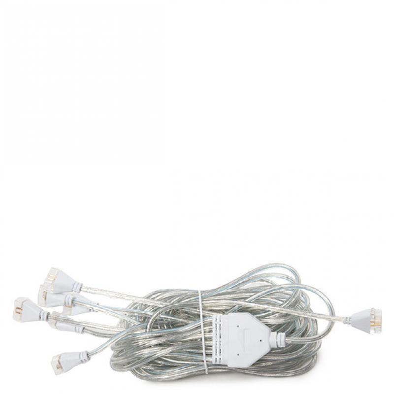 Splitter 6 Vías para Barra LED Magnética Especial Carnicerías - Imagen 1