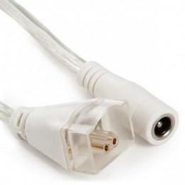 Cable Conexión DC-Hembra para Barra LED Magnética Especial Carnicerías 200mm