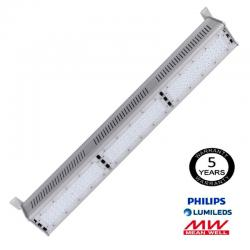 Campana Lineal LED 150W LUMILEDS 140Lm/W MEAN WELL