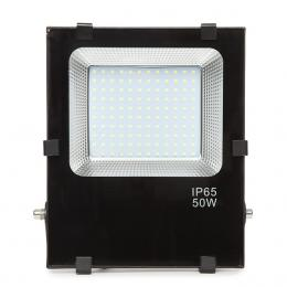 Proyector Led SMD5730 IP65 50W 6000Lm 120Lm/W 50.000H - Imagen 2
