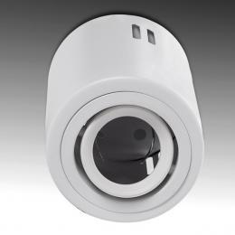 Aplique para una bombilla GU10 (sin bombilla) - Blanco - Imagen 2