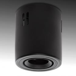 Aplique para una bombilla GU10 (sin bombilla) - Negro