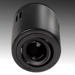 Aplique para una bombilla GU10 (sin bombilla) - Negro - Imagen 2