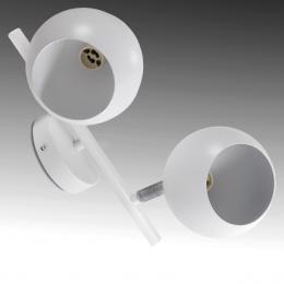 Aplique para dos bombillas GU10 (sin bombillas) - Imagen 2