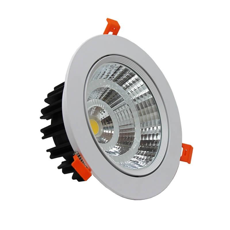 Downlight LED Empotrable 25W 120º - Imagen 1