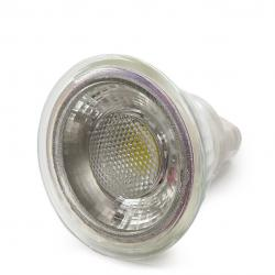 Bombilla Led COB GU5,3 Mr16 5W 350Lm 30.000H