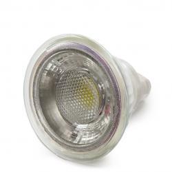 Bombilla LEDs COB GU 5,3 MR16 5W 350Lm 30.000H - Imagen 1