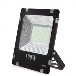 Foco Proyector Led Para Exterior IP65 100W 11.000Lm 40.000H - Imagen 1