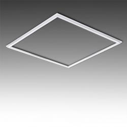 Panel LED con Marco Luminoso 595x595mm 48W 4320Lm
