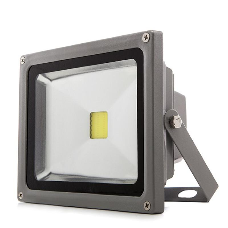 Foco Proyector Led para Exterior 20W 1450lm 12-24VDC - Imagen 1
