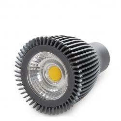 Bombilla LED GU10 7W 800Lm 50,000H Antracita