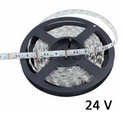 Tira LED RGB Flexible Interior 14.4W*5m - 24V - Imagen 1
