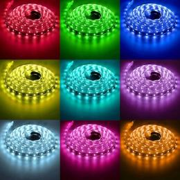 Tira LED RGB Flexible Interior 14.4W*5m - 24V - Imagen 2