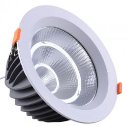 Downlight LED Empotrable 40W 120º - Imagen 1