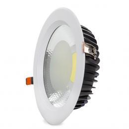 Downlight Led Cob Circular 40W 3600Lm 30,000H - Imagen 2