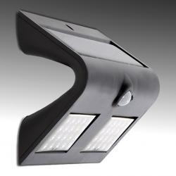 Aplique Solar Sensor 2 X 8W - Imagen 1