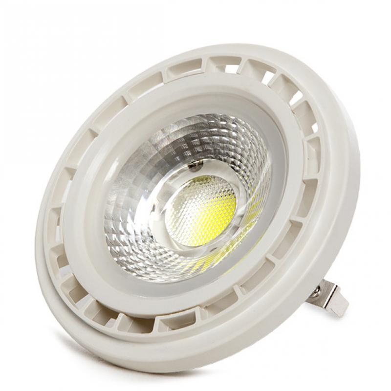 Lámpara Bombilla Led AR111 G53 COB 12W 1080Lm 30.000H - Imagen 1