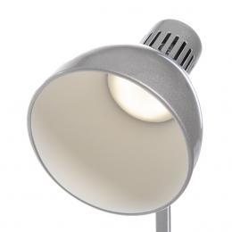 Lámpara De Mesa Led Zaha Plata 6W 360Lm 30,000H Blanco Natural - Imagen 2
