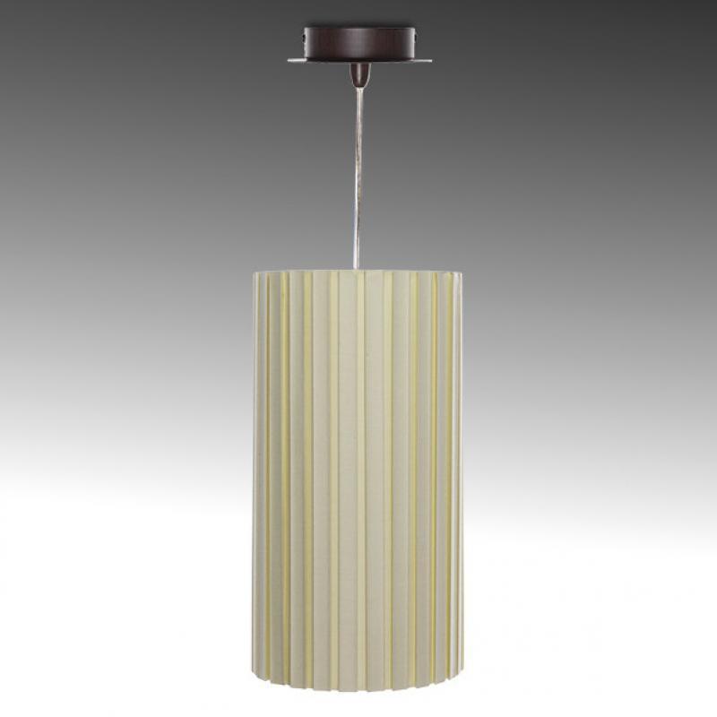 Lámpara De Techo Elos Crema Grande 1 X E14 (Sin Bombilla) - Imagen 1