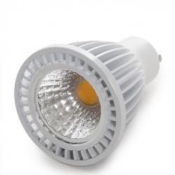 Bombilla LED GU10 7W 800Lm 50,000H Blanco