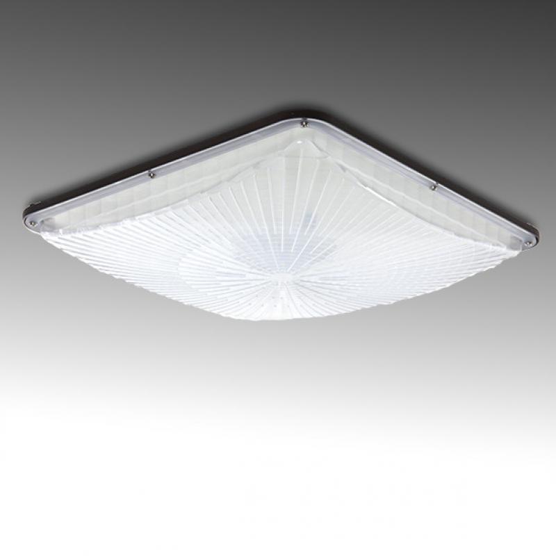 Luminaria Led Especial Gasolineras Philips 3030 IP65 100W 11000Lm 50.000H - Imagen 1