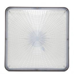 Luminaria Led Especial Gasolineras Philips 3030 IP65 100W 11000Lm 50.000H - Imagen 2