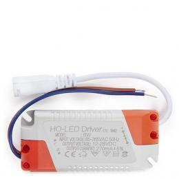Driver No Dimable 0.95 F.P. 50.000H para Focos/Downlights LEDs 6W - Imagen 2