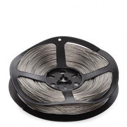 Cable Acero Inoxidable para Suspensión Luminarias-Perfiles Ø1,2mm (por Metro) - Imagen 2