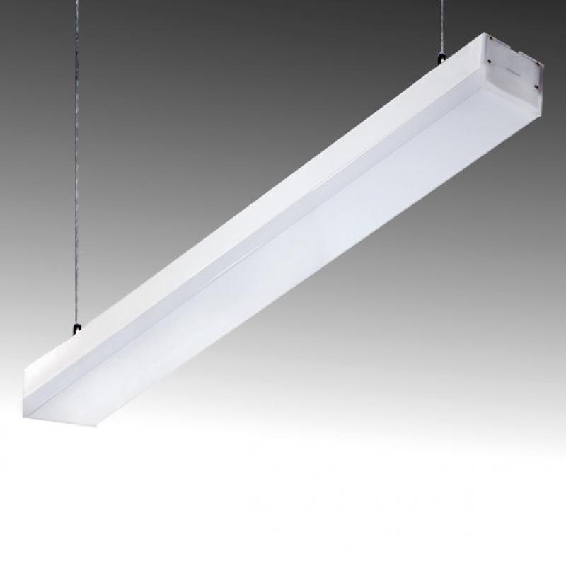 Luminaria LED Colgante o Superficie 60W 7600Lm 30.000H - Imagen 1