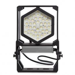 Foco Proyector LED IP66 100W 145Lm/W Cree 3030 60º Driver INVENTRONICS - Imagen 2