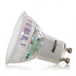 Bombilla LED Philips Gu10 36D 3,5W 255Lm Blanco Natural (2 Unidades) - Imagen 2
