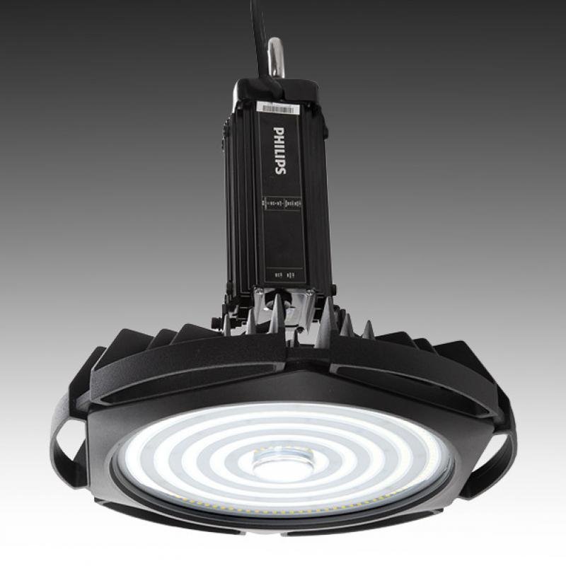 Campana LED IP66 150W 160Lm/W Philips 3030 120º Driver Philips - Imagen 1