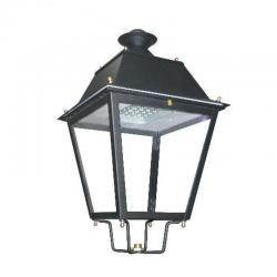 Farola Villa Acero LED 40W LUMILEDS - Imagen 1