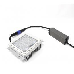 Farola Villa Aluminio LED 40W LUMILEDS - Imagen 2