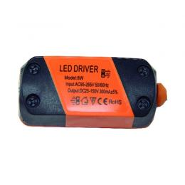 Driver para luminarias LED de 8W 300mA - Imagen 2