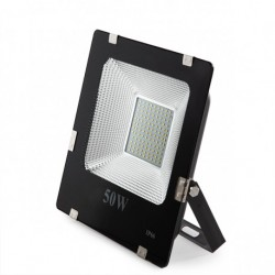 Foco Proyector Led para Exterior 50W 5000lm 30.000H