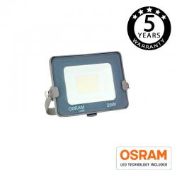 Foco Proyector LED 20W AVANCE OSRAM CHIP