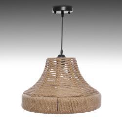 Lámpara Suspendida Rivière 1xE27 (Sin Bombillas)