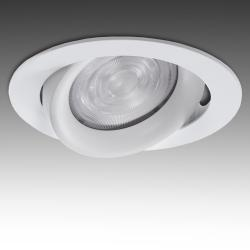 Foco Downlight  Circular LED COB 20W 2000Lm 30.000H