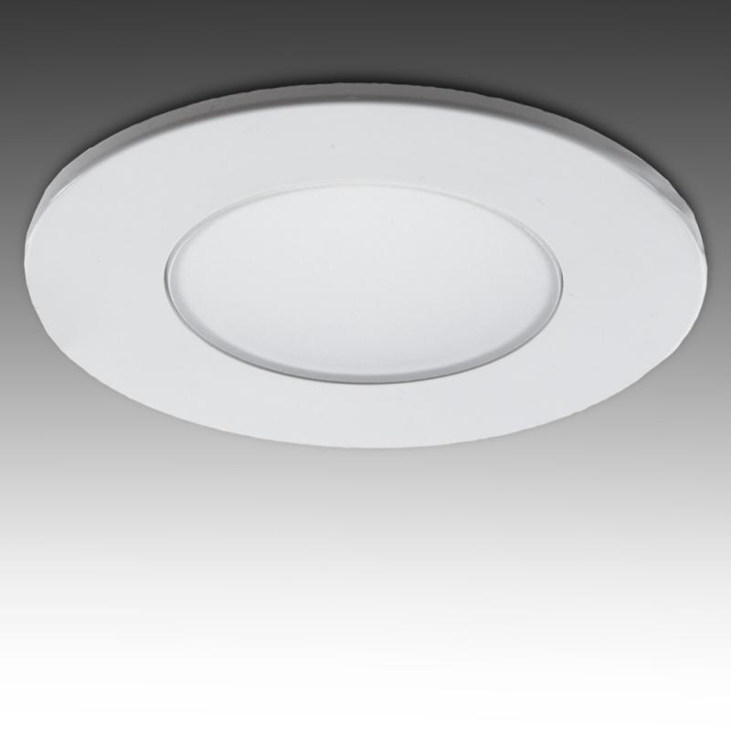 Foco Downlight LED IP54 Baños Y Cocinas 5W 350Lm 25.000H - Imagen 1