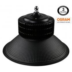 Campana industrial LED PRO Black 150W chip OSRAM SMD 3030 -2D