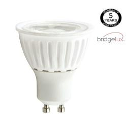 Dicroica LED COB 9W 12º Cerámica GU10 5 Años Garantia